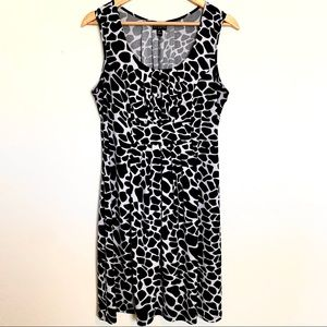 Animal Print/Carol Baskin Enfocus Studio Dress 14